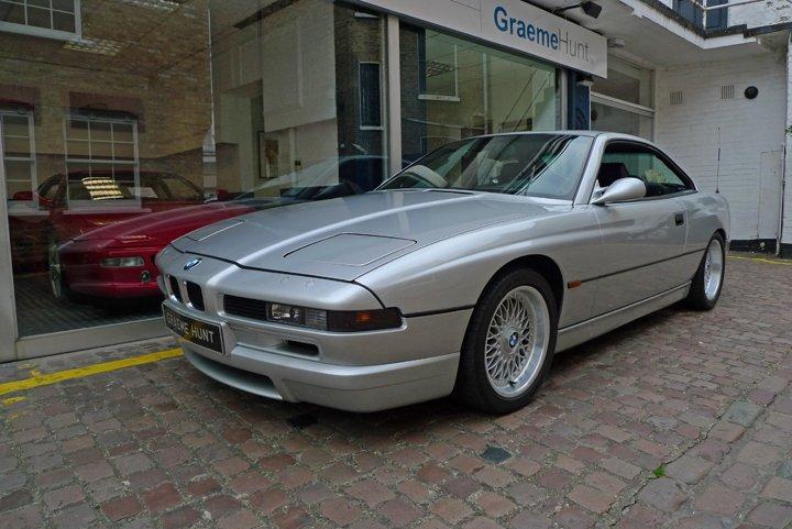 1993 bmw 850csi