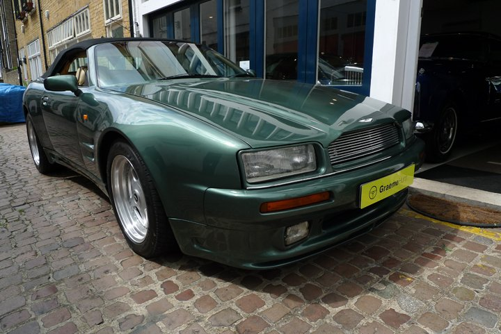 1995 aston martin virage