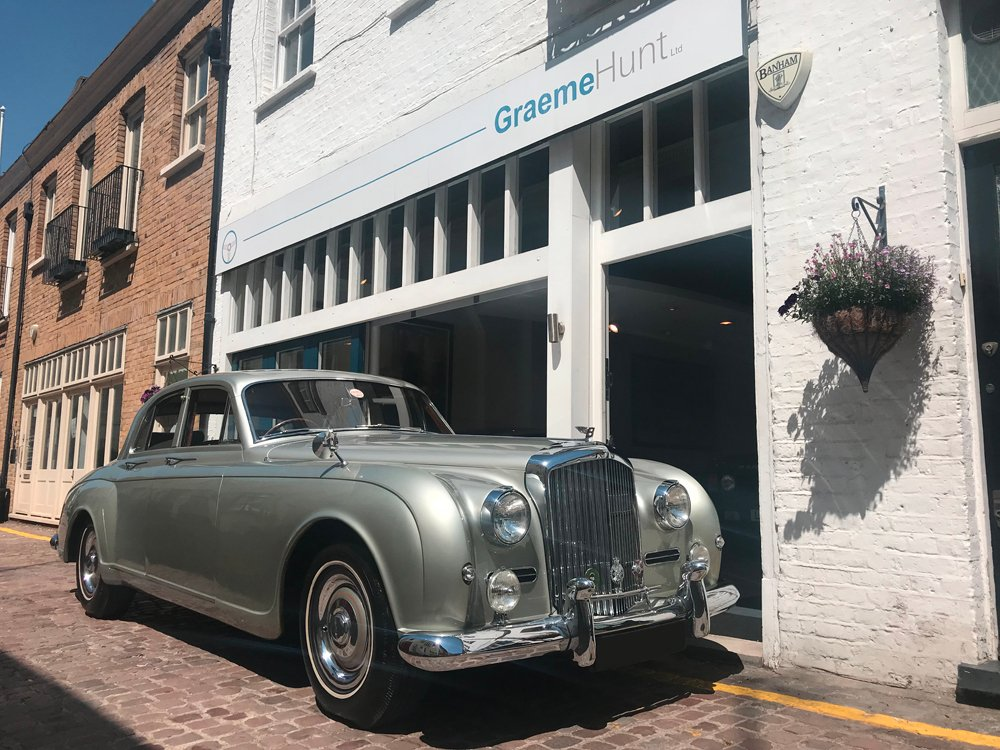 1958 bentley s type continental by james young