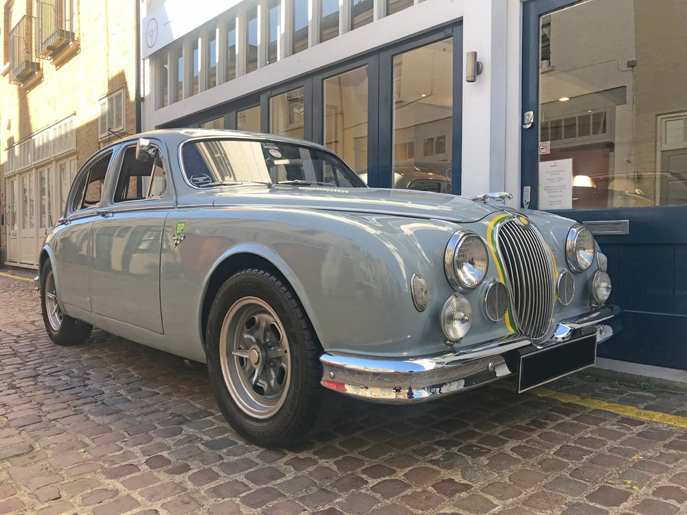 1958 jaguar mk1 special