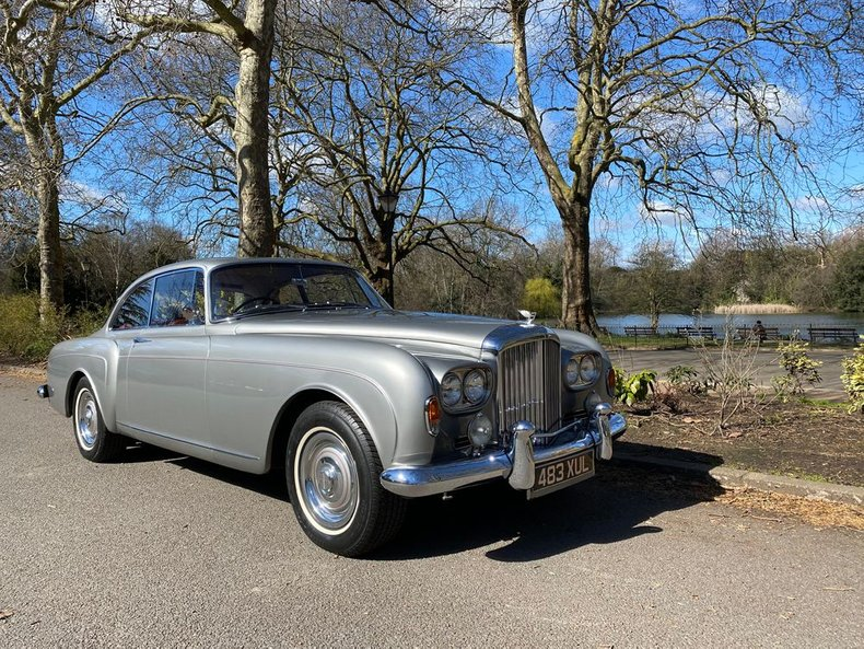 1960 Bentley  S2 Continental by HJ Mulliner