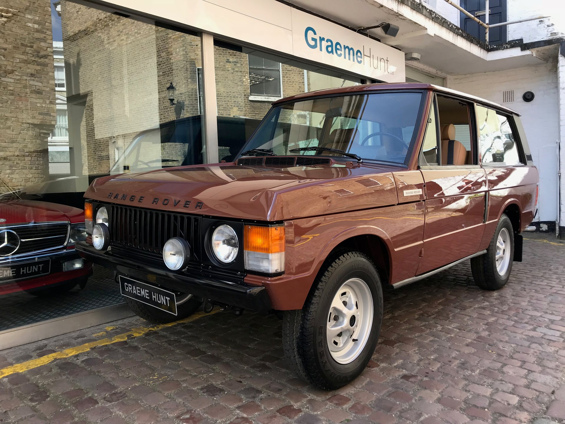Range Rover Classic 3 Door For Sale