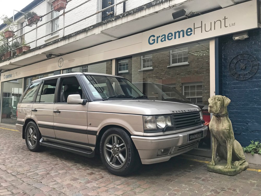 2002 land rover range rover 4 0 westminster edition