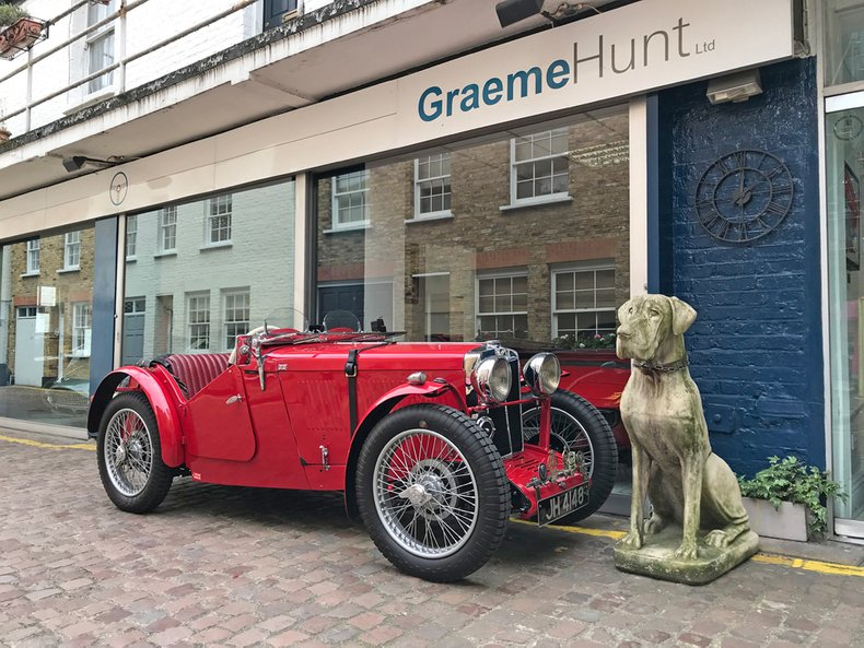 1933 MG J2 For Sale