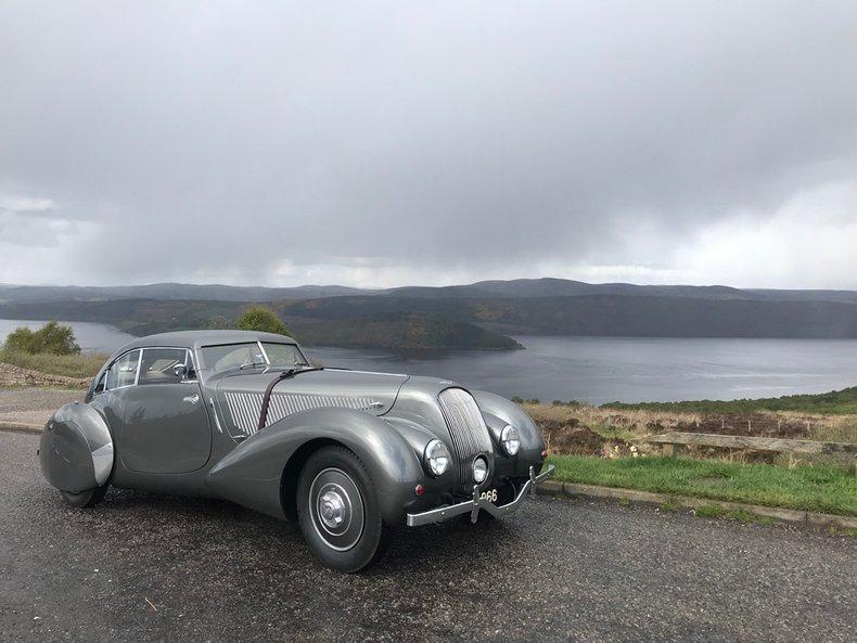 1939 Bentley  4.25 MX Overdrive Chassis