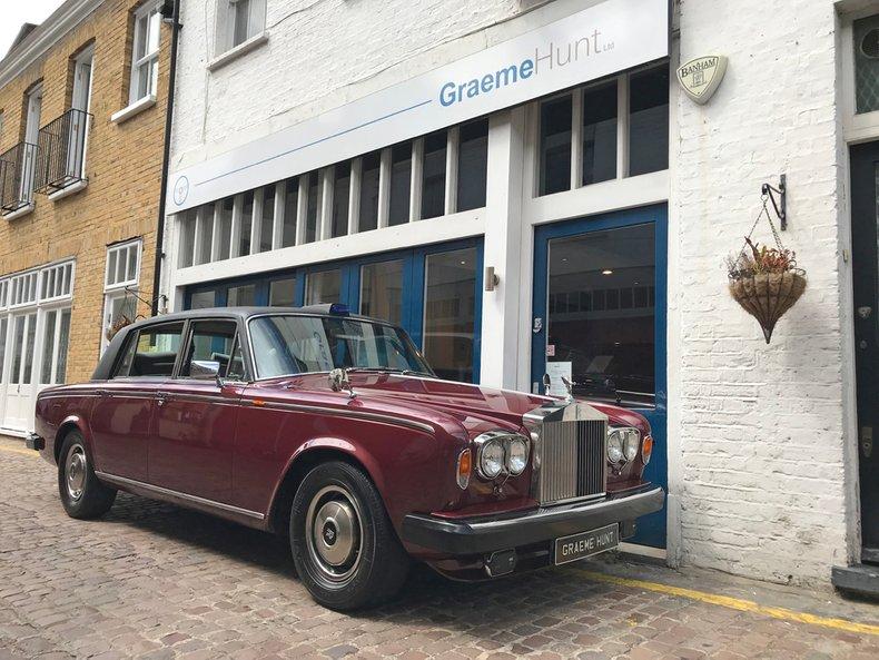 1980 Rolls Royce Silver Wraith Ii Graeme Hunt Ltd