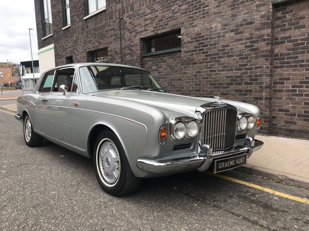 1971 bentley corniche 2 door saloon