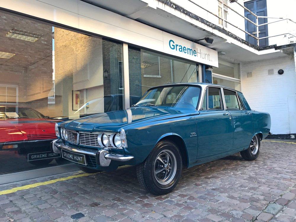 1966 rover p6b 3500 prototype