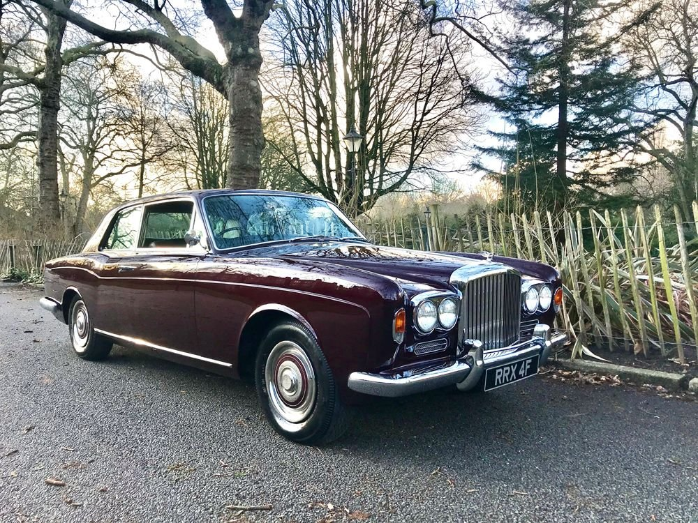 1968 bentley t series 2 door by mulliner park ward
