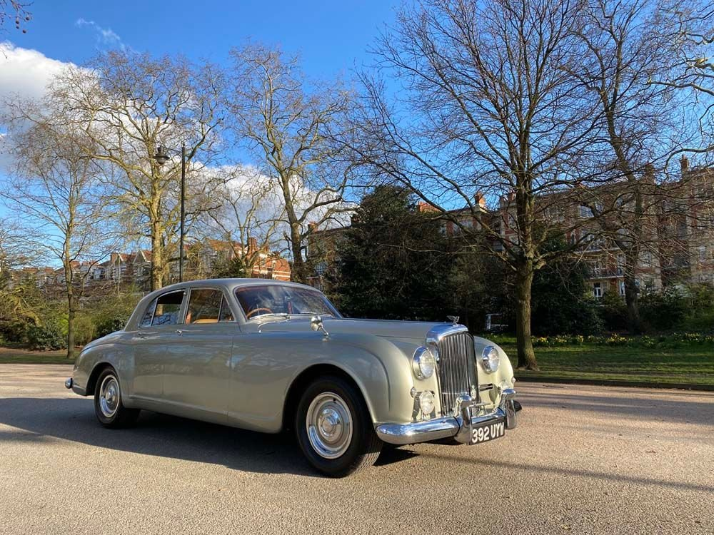 1958 bentley s type continental