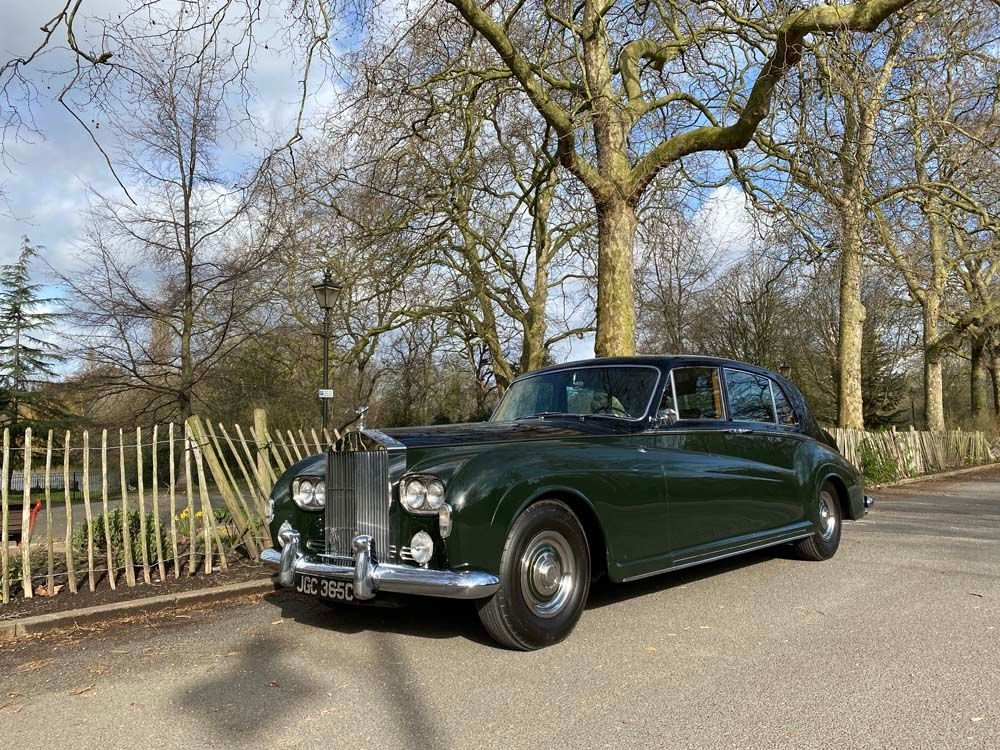 1965 rolls royce phantom v touring limousine by james young ltd