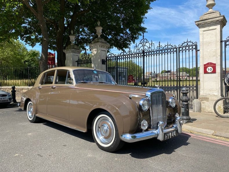 1958 Bentley  S1