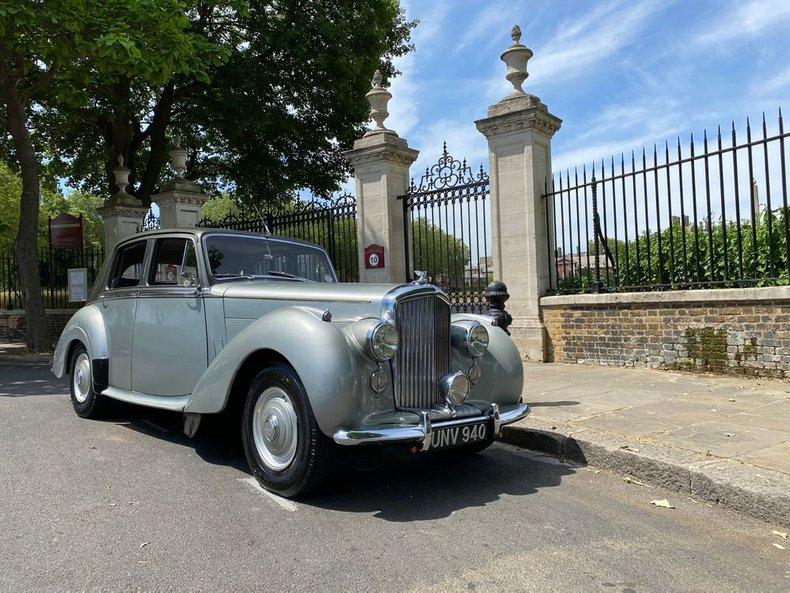 1953 Bentley  'R' Type
