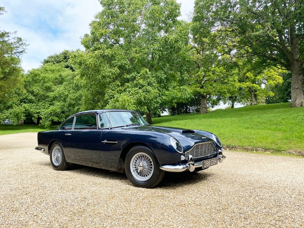 1963 aston martin db5 only 1 owner from new