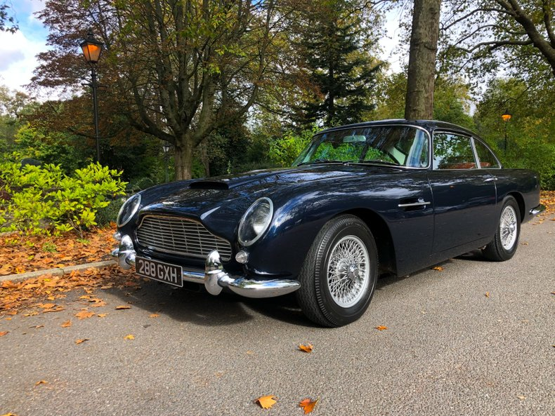 1963 Aston Martin  DB5 - ONLY 1 owner from new