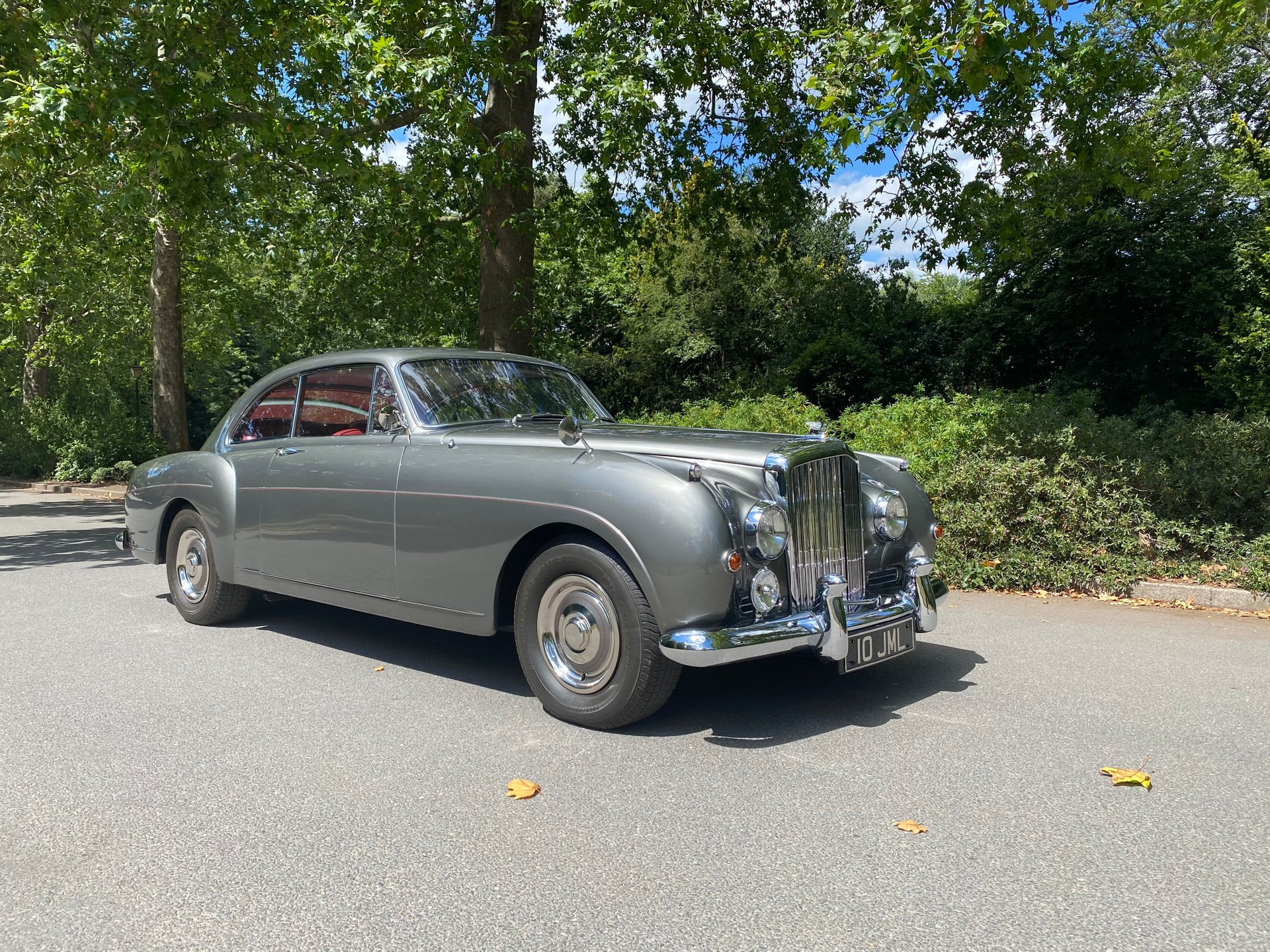 1956 bentley s1 continental by hj mulliner