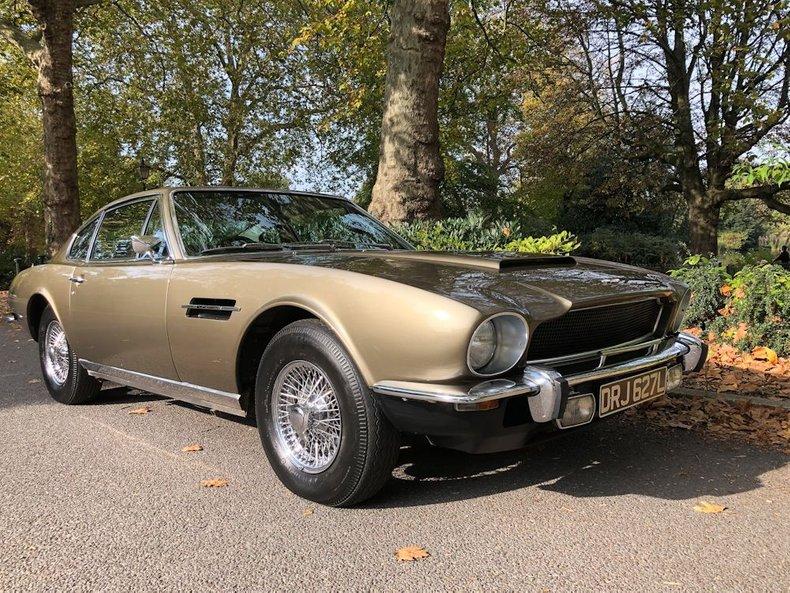 1973 Aston Martin  AM Vantage