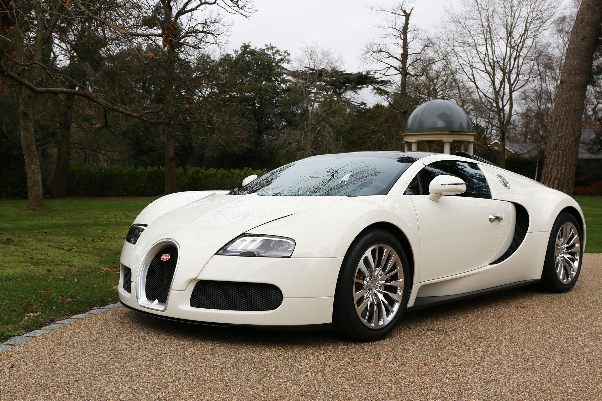 2013 bugatti veyron grand sport