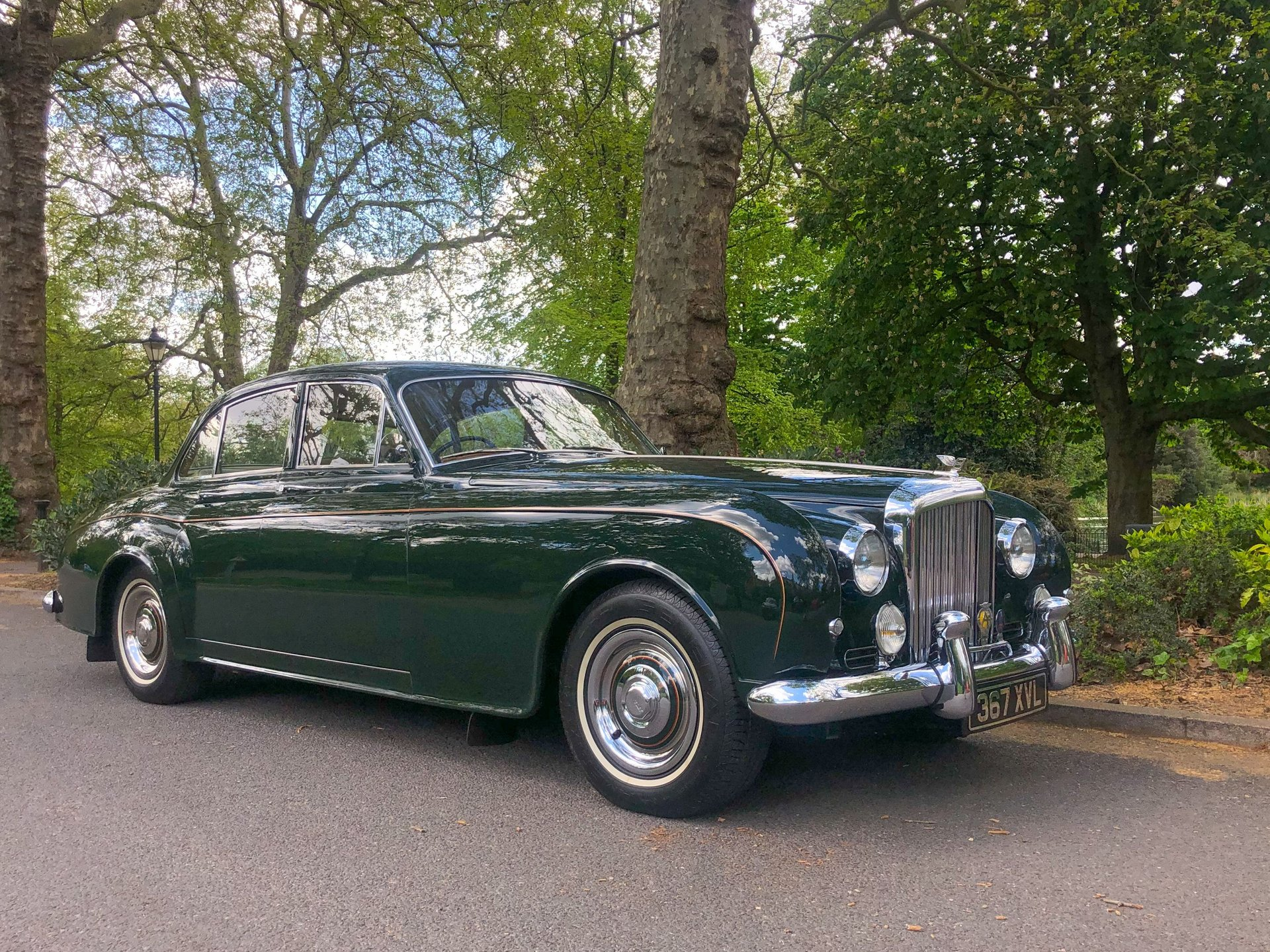 1962 bentley s2 continental by james young