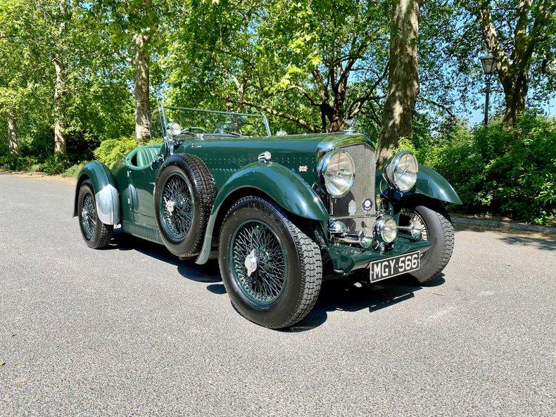 1952 Bentley  MKVI Special