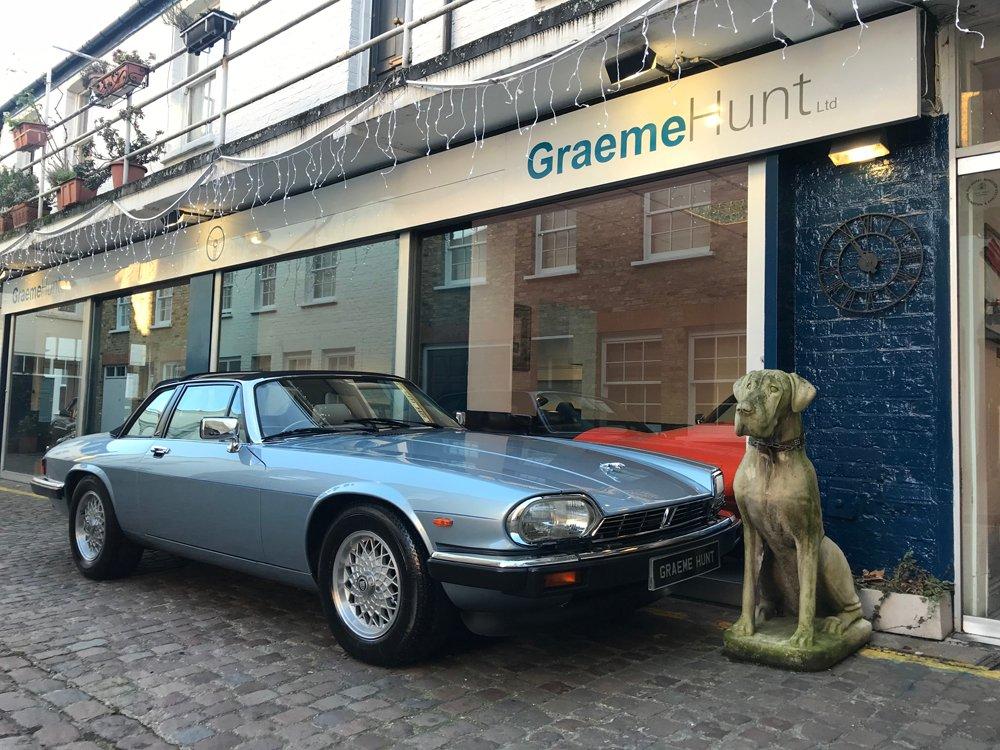 1986 jaguar xj sc