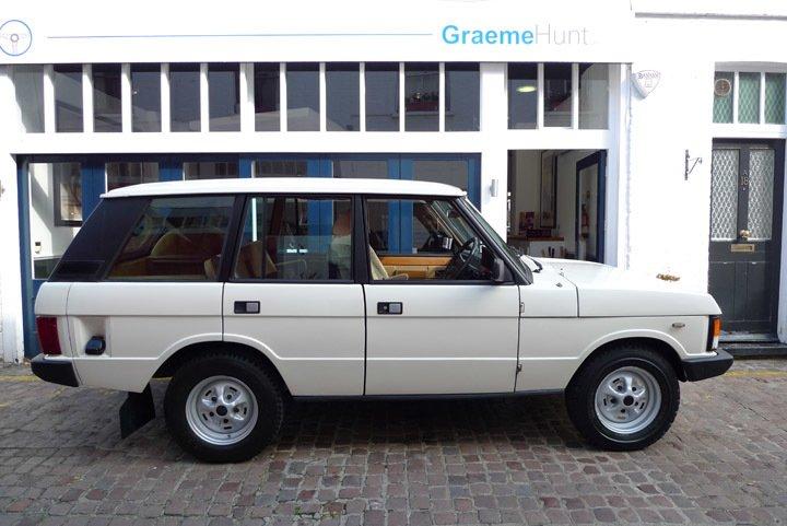 1986 range rover classic 4 door