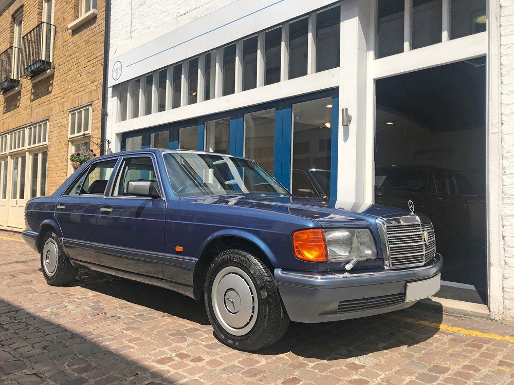 1990 mercedes benz 420se