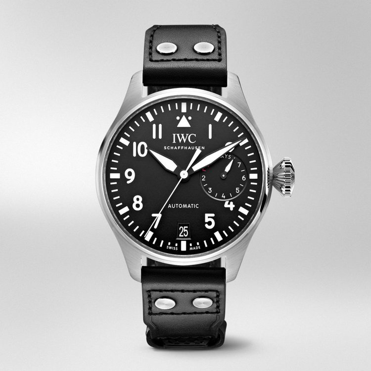 2007 iwc big pilots watch