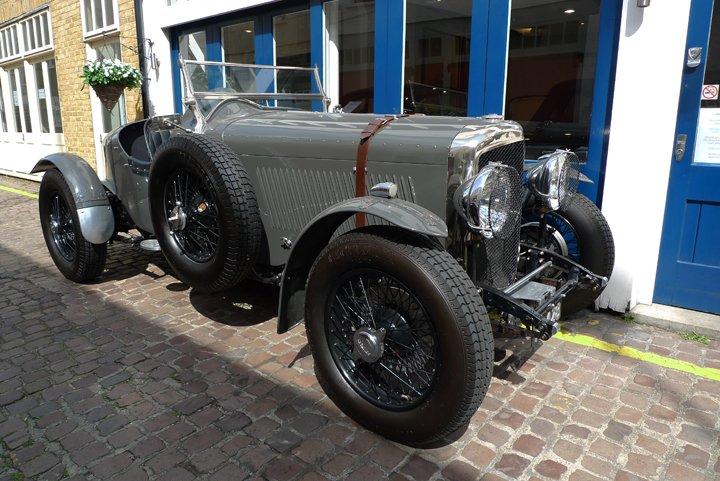 1936 bentley 4 25