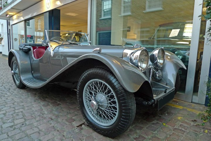 1937 jaguar ss