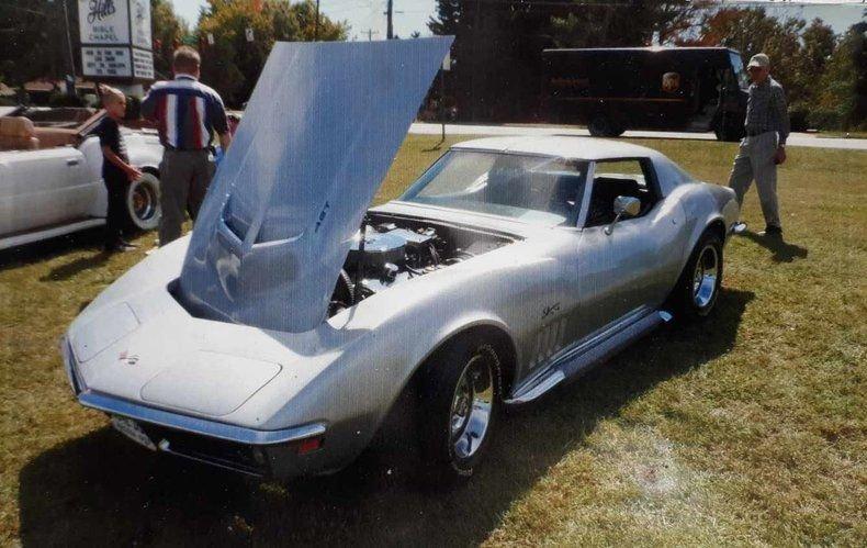 1969 Chevrolet Corvette 427