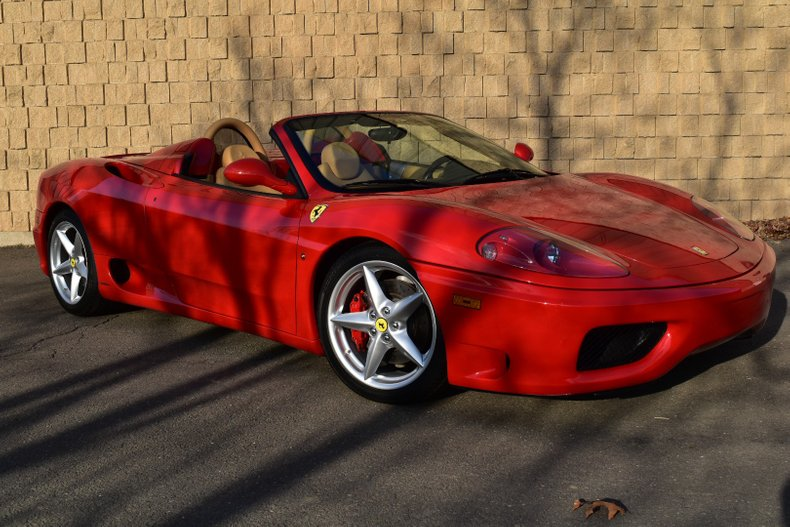 2004 Ferrari 360 For Sale