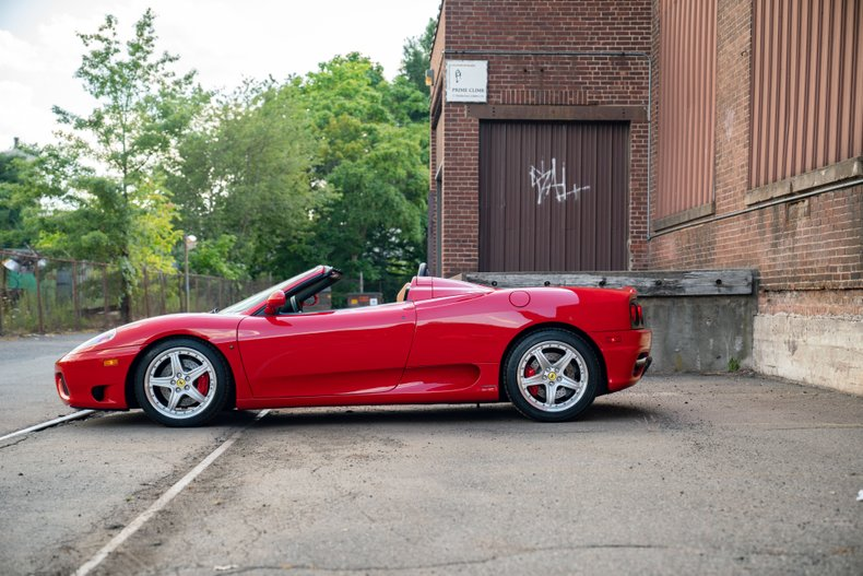 2003 Ferrari 360 For Sale