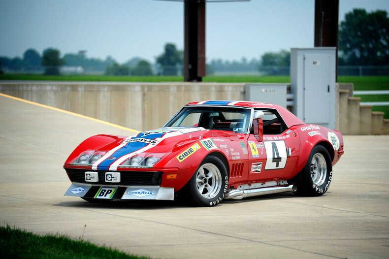 1968 LeMans Corvette NART L88 LeMans Racer