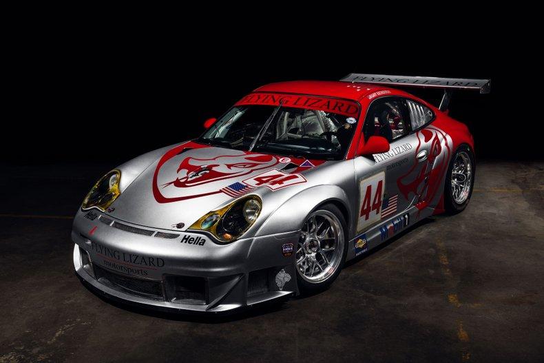 2005 Porsche 996 RSR