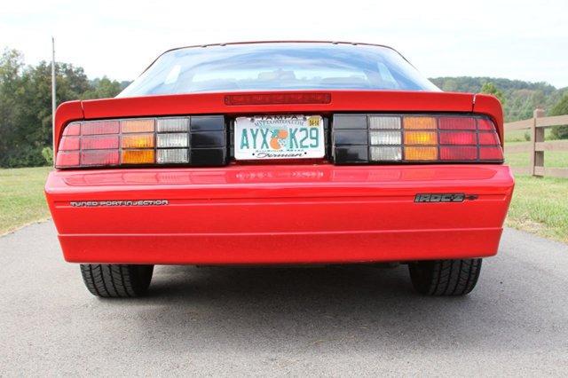 1990 Chevrolet Camaro | GT Motor Cars