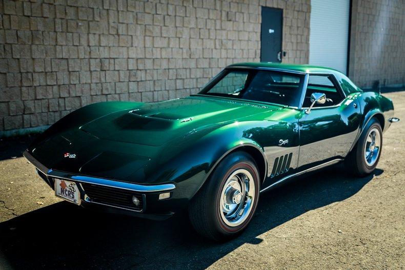 1968 Chevrolet Corvette L89 Gt Motor Cars