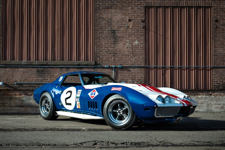 1968 Chevrolet SunRay DX L88 Yenko Racer