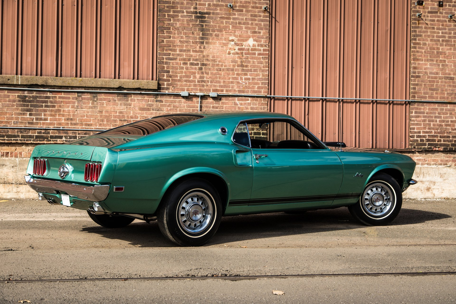 1969 ford mustang 428 cobra jet for sale