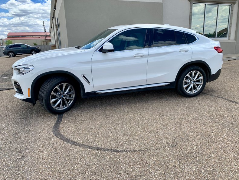 2019 BMW X4 30i AWD