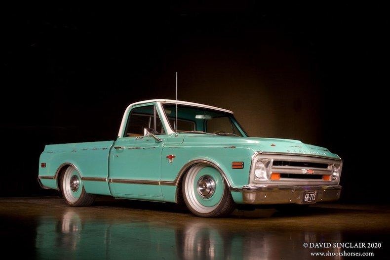1968 Chevrolet C/K 10 Series