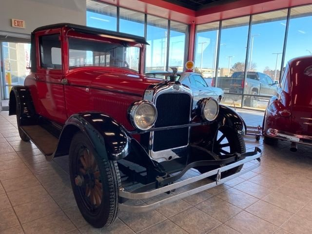 1927 Pontiac 2 door