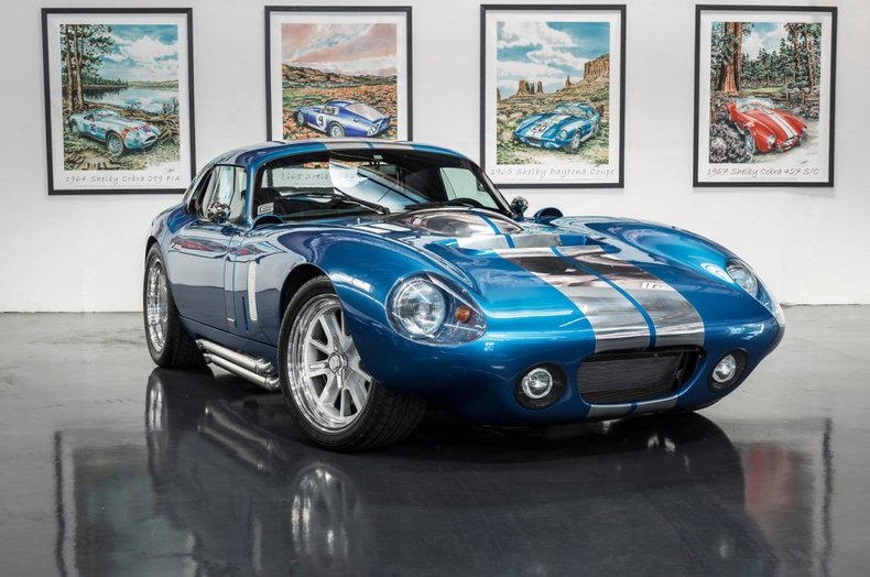 1964 Daytona Coupe Shelby CSX9000