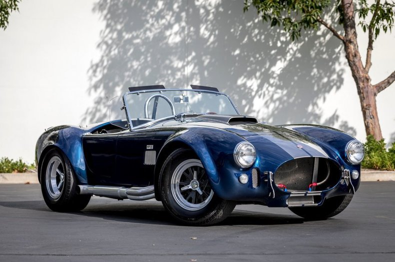 2003 Superformance MKIII