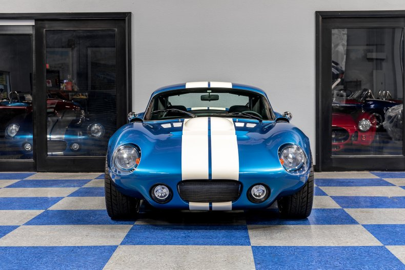 Daytona Coupe Shelby CSX9000