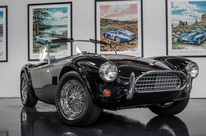 1962 Shelby 50th Anniversary For Sale