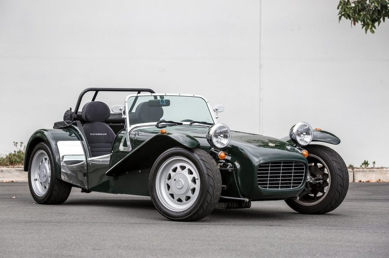 1999 Superformance Caterham