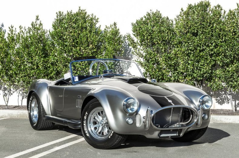 2001 Superformance MKIII