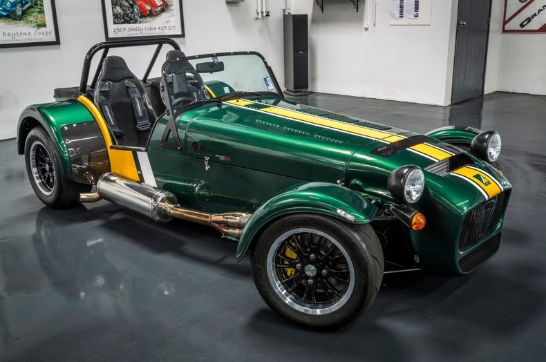 2014 Superformance Caterham