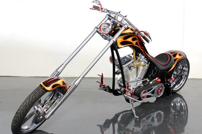 1995 Covington Radical Chopper Drop Seat Frame